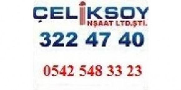 Çeliksoy İnşaat San. Tic. Ltd. Şti.